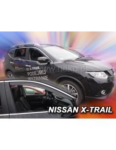 Owiewki Nissan X-Trail Iii (T32) 5D. Od 2013R. Przody