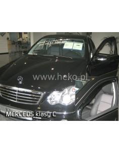 Owiewki Mercedes Kl.e W212 4/5D. 09-16R. Przody