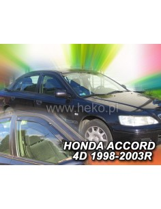 Ow. Szyby Boczn. Honda Accord Cg 4D 10/1998-2003R.