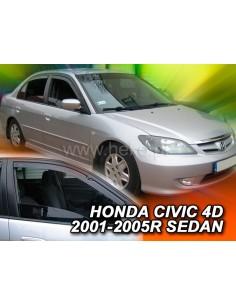 Owiewki Civic 1996-2000R. Sedan