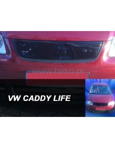 Vw Caddy Life Iii 2004-2010R. (Grill Jak Touran I) - Osłona Zimowa