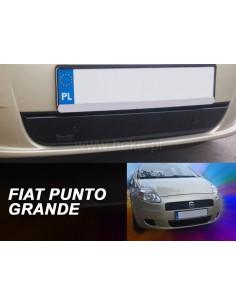 Fiat Grande Punto 2005-2012R. - Osłona Zimowa (Dolna)