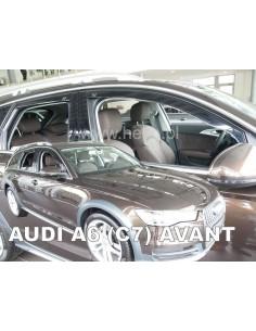 Owiewki Audi A6 (C7) Combi 2011-2018R. (Kpl. Z Tyłami)