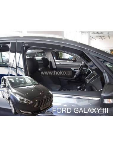 Owiewki Ford Galaxy Iii Od 2015R. Przody