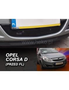 Opel Corsa D 2006-2011R. - Osłona Zimowa (Dolna)