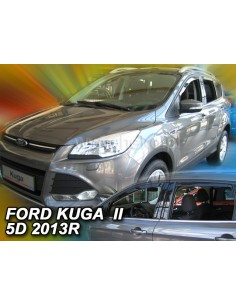 Owiewki Ford Kuga Ii / Vignale 5D. Od 2012R. (Kpl. Z Tyłami)