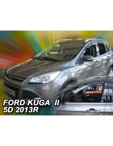 Owiewki Ford Fiesta 5D. 2008-2017R. Przody
