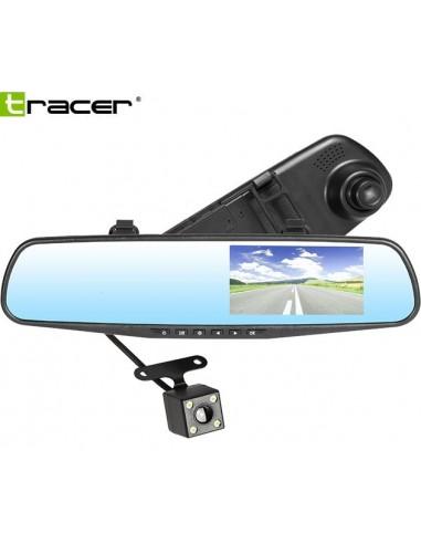 Video Rejestrator Tracer Mobimirror Fhd (Przód + Tył )