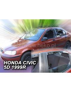 Owiewki Honda Civic Vi 5D. 1995-2000R. (Kpl. Z Tyłami)