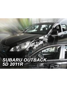 Owiewki Subaru Outback Iv 5D. 09-14R. Rzody
