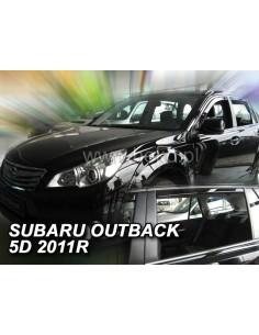 Owiewki Subaru Outback Iv 5D. 09-14R. Kpl. Z Tyłami