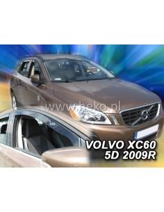 Owiewki Volvo V50 2004-2012R. Przody
