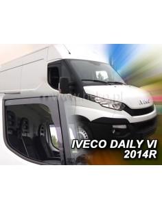 Owiewki Iveco Turbo Daily Gen.vi Od 2014R. Przody