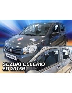 Owiewki Suzuki Celerio 5D. Od 2015R. (Kpl. Z Tyłami)