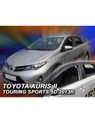 Owiewki Toyota Auris Ii Touring 5D. Od 2013R. (Kpl. Z Tyłami)