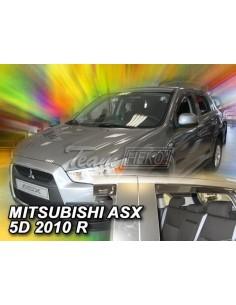 Owiewki Mitsubishi Asx Od 2010R. (Kpl. Z Tyłami)