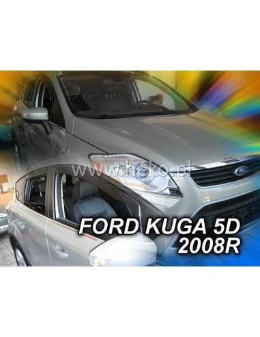 Owiewki Ford Kuga I 5D. 2008-2013R. (Kpl. Z Tyłami)