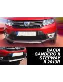 Dacia Sandero Ii 2013-2016R. - Osłona Zimowa (Dolna)