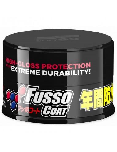 Soft99 Fusso Coat 12 Months Wax Dark - Do Ciemnych Lakierów
