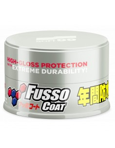 Soft99 Fusso Coat 12 Months Wax Light - Do Jasnych Lakierów