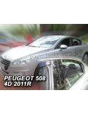 Owiewki Peugeot 508 Sedan 2011-2018R. (Kpl. Z Tyłami) Combi