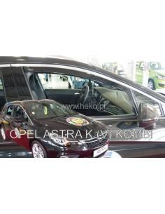 Owiewki Opel Astra V K 5D. Sports Tourer (Combi) Od 2015R. Przody