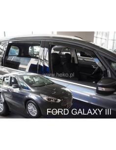 Owiewki Ford Galaxy Iii 5D. Od 2015R. (Kpl. Z Tyłami)