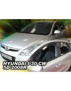 Ow. Szyby Boczn. Hyundai I30 Cw 5D 2008R.-> (+Ot)