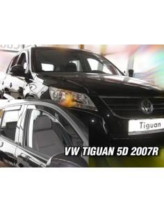 Owiewki Vw Tiguan 2007-2015R. Przody