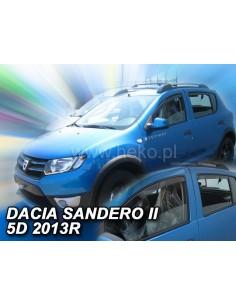 Owiewki Dacia Sandero Ii / Stepway Od 2013R. (+Ot)
