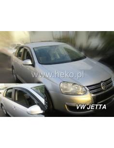 Owiewki Vw Jetta Sedan 05-11R. Przody