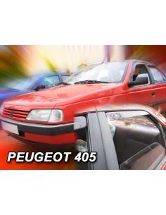 Ow. Szyby Boczn. Peugeot 405 4D (+Ot) Sedan