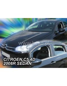 Owiewki Citroen C5 Od 2008R. Przody