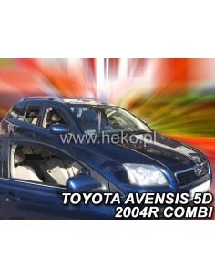 Owiewki Avensis 2003-2009R. Przody