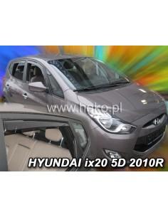 Owiewki Hyundai Ix20 5D Od 2010R. (+Ot)