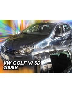 Owiewki Golf Vi 5D Htb 08-12R. (+Ot)
