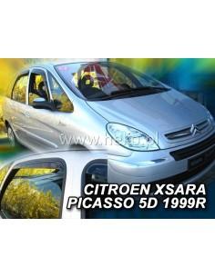 Owiewki Citroen Xsara Picasso 1999-2010R. (+Ot)