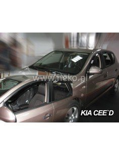 Owiewki Kia Ceed 5D Od 2007-2012R. (+Ot)