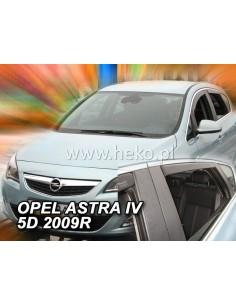 Owiewki Astra 4 J 4/5D Od 2009R. (+Ot) Sed/htb