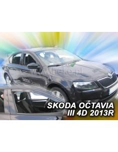 Owiewki Octavia Iii Od 2013R. Ltb Przody