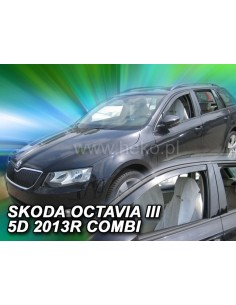 Owiewki Octavia Iii Od 2013R. Combi Przody